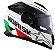 CAPACETE NORISK FF302 GRAND PRIX ( ITALIA ) COM VISEIRA INTERNA - LANÇAMENTO ! - Imagem 3