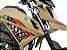 SUPORTE INFERIOR DO GARFO COMPLETO PARA XTZ 150 CROSSER 2015 a 2017 ORIGINAL YAMAHA - Imagem 2