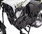 PROTETOR DE MOTOR SCAM PARA NOVA LANDER 250 ABS 2020 PRODUTO ORIGINAL - Imagem 3