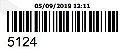Compra referente ao orçamento 5124 - Imagem 1
