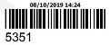 Compra referente ao orçamento 5351  - Imagem 1