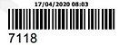 COMPRA REFERENTE AO ORCAMENTO 7118 - PECAS ORIGINAIS YAMAHA - Imagem 1
