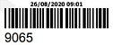 COMPRA DO ORCAMENTO 9065 - PECAS ORIGINAIS YAMAHA - Imagem 1