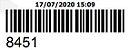 COMPRA REFERENTE AO ORCAMENTO 8451 - PECAS ORIGINAIS YAMAHA - Imagem 1