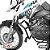PROTETOR DE MOTOR E CARENAGENS COM PEDALEIRAS PARA XTZ150 CROSSER PRODUTO ORIGINAL SCAM - Imagem 2