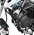 PROTETOR DE MOTOR E CARENAGENS COM PEDALEIRAS PARA XTZ150 CROSSER PRODUTO ORIGINAL SCAM - Imagem 3
