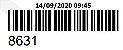 COMPRA REFERENTE AO ORCAMENTO 8631 - PECAS ORIGINAIS YAMAHA - Imagem 1
