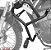 PROTETOR DE MOTOR E CARENAGENS PARA XTZ150 CROSSER ORIGINAL SCAM - Imagem 2