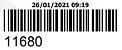 COMPRA DO ORCAMENTO 11680 - PECAS ORIGINAIS YAMAHA - Imagem 1