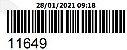 COMPRA DO ORCAMENTO 11649 - PECAS ORIGINAIS YAMAHA - Imagem 1