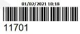 COMPRA DO ORCAMENTO 11701 - PECAS ORIGINAIS YAMAHA - Imagem 1