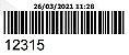 COMPRA DO ORCAMENTO 12315 - PECAS ORIGINAIS YAMAHA - Imagem 1