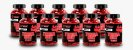 Kit de 10 Potes Emagrecedor Natural 60 Cápsulas - Enforce Nutrition - Imagem 1