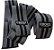Faixa Elástica de Joelho para Musculação - Enforce Fitness - Imagem 1