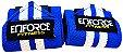 Munhequeira Profissional Powerlifting - Enforce Fitness - Imagem 2