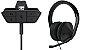 Fone Headset Xbox One Stereo Microsoft Com Adaptador - Imagem 3