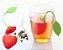 Infusor/coador de Chá Morango em Silicone - Imagem 1