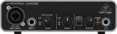 Placa de Audio Behringer UMC22 - Imagem 1
