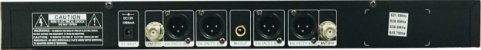 Microfone Headset Sem Fio KSR PRO Quadruplo BS054B2 Digital - Imagem 2