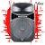 """Caixa Acustica Leacs Passiva FIT 15"""" ABS 250W Drive Titanium - Imagem 1"""