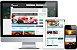 Criação de Site, Logotipo, Cartão de Visita e Papel Timbrado - Imagem 1