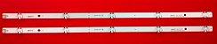 Barras Led o Par Tv Lg 32lh570b 32lh570 - Imagem 1