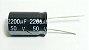 Capacitor Eletrolítico 2200uf 50v - Imagem 1