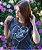 Camiseta Feminina Girl Power Vintage Cinza - Imagem 1