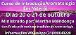 Inscrição Curso Introdução à Aromatologia IBRA - Imagem 1