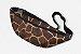 Combo Girafa: T-shirt Branca + Chinelo de dedo + Pochete - Imagem 3