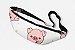 Combo Porco: Moletom Branco + Chinelo de dedo + Pochete - Imagem 2