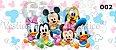 Tecido Mickey Mouse Baby Disney Estampa Sublimada. - Imagem 2