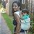 ErgoGAIA | Mochila Ergonômica | Dupla face Serena Luz e Athena Bloom - Imagem 3