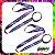 Tirante de Copo Oba Festival 2020 Roxo - Imagem 2