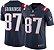 Jersey  Camisa New England Patriots - COLOR RUSH - Rob GRONKOWSKI  #87 - Imagem 1