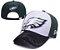 Boné New Era Aba Curva - Philadelphia Eagles - Imagem 1