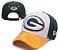 Boné New Era Aba Curva - Green Bay Packers - Imagem 1
