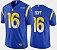 Jersey  Camisa Los Angeles Rams Jared GOFF #16  - Imagem 1
