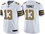 Jersey  Camisa New Orleans Saints - Michael THOMAS #13 Color Rush - Imagem 1