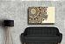 Quadro Decorativo Digital 55x100 Mandala Bege - Imagem 2