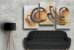 Quadro Decorativo Abstrato Triplo 60x126 QDT02 - Imagem 2