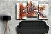 Quadro Decorativo Abstrato Triplo 60x126 QDT05 - Imagem 2