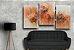 Quadro Decorativo Abstrato Triplo 60x126 QDT09 - Imagem 2