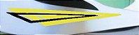 Aeromodelo CESSNA 210 Amarelo que voa até 60 metros - Imagem 2