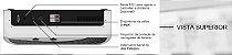 Nobreak Senoidal Sistema PRO-S 3000S-48 - 3000W - Imagem 8