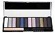 Kit Maquiagem 12 Cores c/ Fixador HB9908 - Cor THE ROCK NUDES - Imagem 2