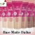 Base Matte Soft Dailus 12 Marrom Médio - Imagem 3