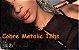 Batom Liquido Matte 12 horas Dailus Cobre Metalic - Imagem 1