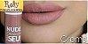 """Batom Liquido Dailus Coleção """"Nude Cada Um Tem o Seu"""" c/ 8 pçs - Imagem 6"""