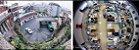 Camera Ip Hd Panoramica 360 Wifi Lente Olho De Peixe 1,3 Mp - Veja pelo celular - Imagem 4
